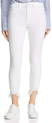 DL1961 Chrissy Ultra High-Rise Jeans in Kern