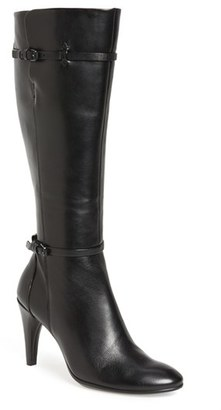 ECCO 'Shape 75' Knee High Zip Boot (Women) $299.95 thestylecure.com
