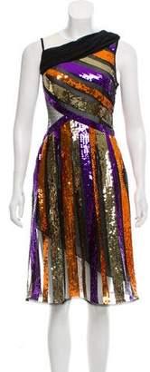 Rodarte Embellished Sleeveless Dress
