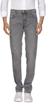 Bill Tornade BILLTORNADE Denim pants - Item 42670454FF