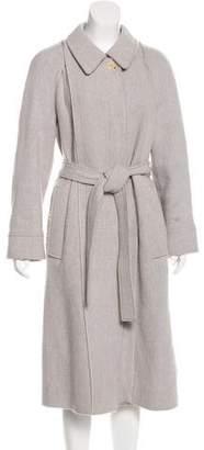 Sonia Rykiel Wool Long Coat