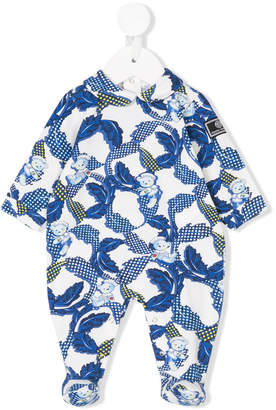 Versace teddy print pyjamas
