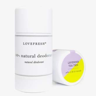 Lovefresh Deodorant Lavender & Tea Tree