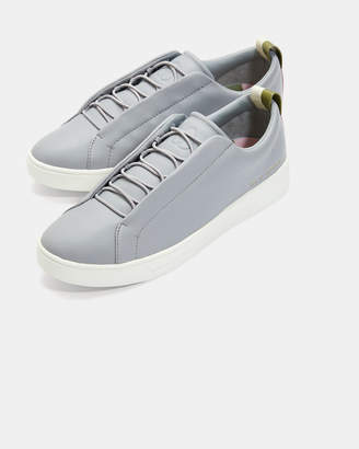 Ted Baker DECKOLL Elastic lace trainers