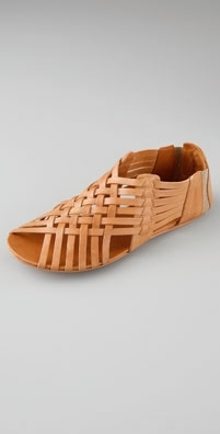 Joie Shoes Can't Help Myself Flat Huarache Sandal