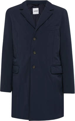 Aspesi Tailored Notch Lapel Overcoat