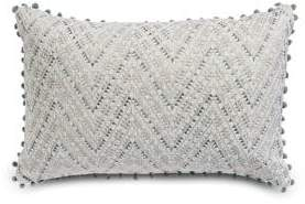 Lucky Brand Pom Pom Decorative Pillow