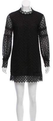 IRO Lace Kara Mini Dress