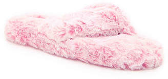 Chinese Laundry Fuzzy Thong Slipper - Women's