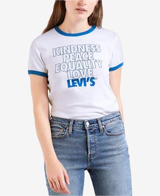 Levi's Perfect Cotton Graphic T-Shirt