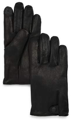 UGG Vented Leather Tech Gloves