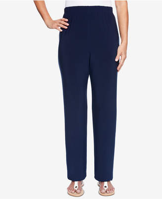 Alfred Dunner Royal Street Pull-On Pants
