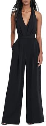 Lauren Ralph Lauren Wide-Leg Jumpsuit $200 thestylecure.com