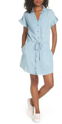 Paige Jaylin Chambray Shirtdress