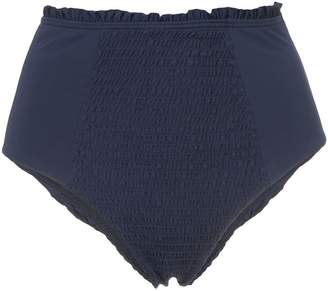 SUBOO high-waisted bikini bottoms