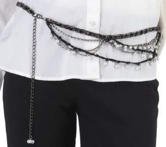 Kelli Kouri Glitz & Glamour Adjustable Belt/Necklace
