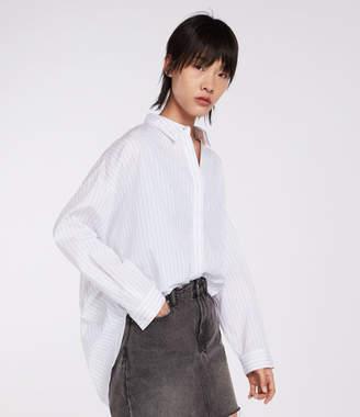 AllSaints Sada Stripe Shirt