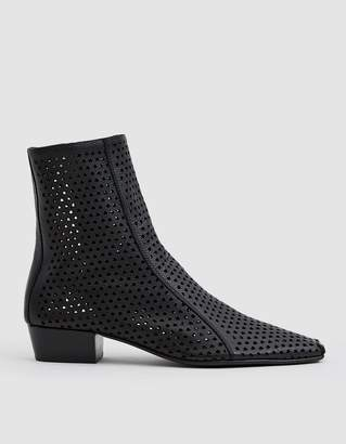 Rachel Comey Cove Perforated Boot in Black