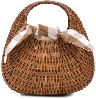 Loeffler Randall Lorina basket bag