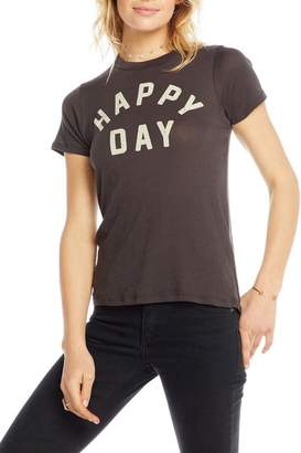Chaser Happy Day Tee