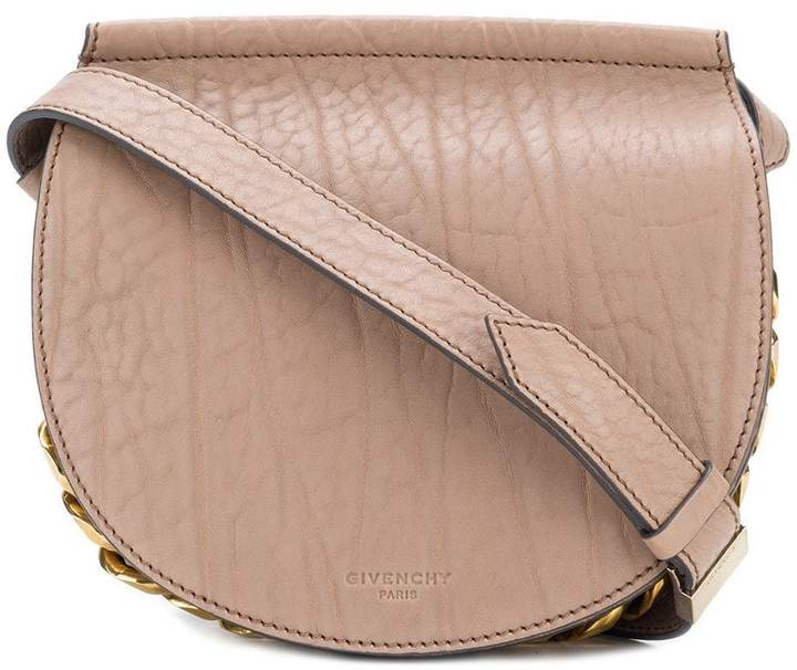 Givenchy Infinity mini saddle bag - ShopStyle Shoulder ab4d34dd25099