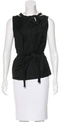 Roland Mouret Wool Sleeveless Top