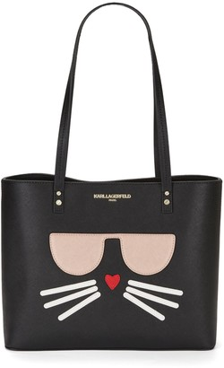 Karl Lagerfeld Paris Maybelle Cat Tote