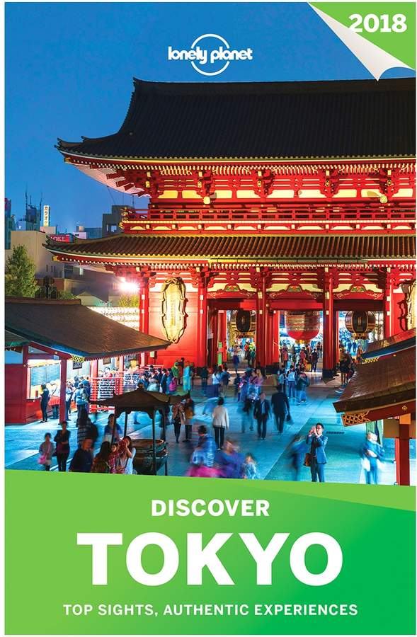 Lonely Planet Discover Tokyo