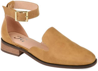 Journee Collection Womens Loreta Loafers Round Toe