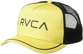 RVCA Junior's Title MESH Back Trucker HAT