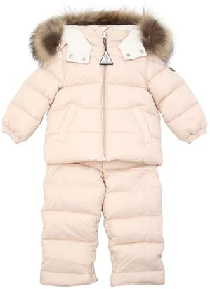 Moncler New Mauger Nylon Down Jacket & Pants