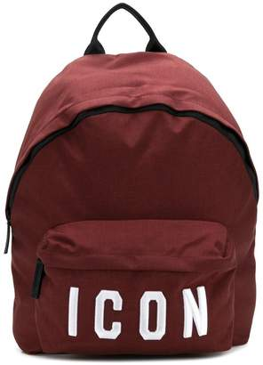 DSQUARED2 icon backpack