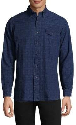 Polo Ralph Lauren Yarn Dyed Pattern Shirt