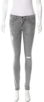Current/Elliott Mid-Rise Jeans
