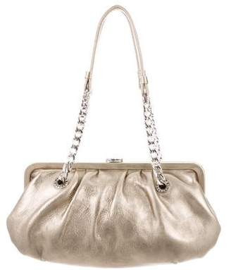 d390ee25f2819 MICHAEL Michael Kors Gold Leather Handbags - ShopStyle