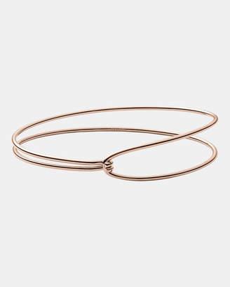 Skagen Annette Rose Gold-Tone Bracelet