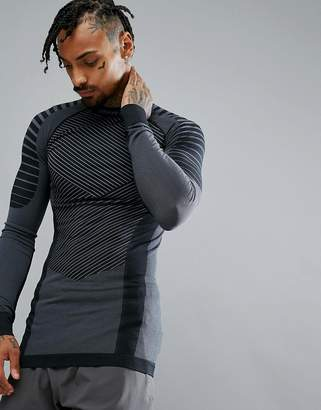 Craft Sportswear Active Intensity Long Sleeve Top In Black 1905337-999985