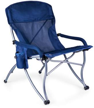Picnic Time PT-XL Navy Camp Chair