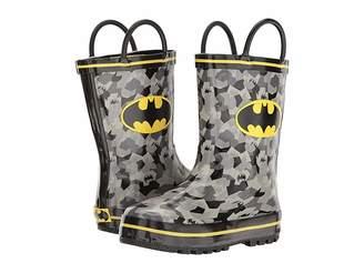 Favorite Characters Batman Rain Boots BMS503 (Toddler/Little Kid)