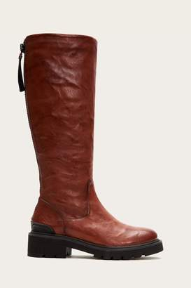 Frye Allison Tall Back Zip