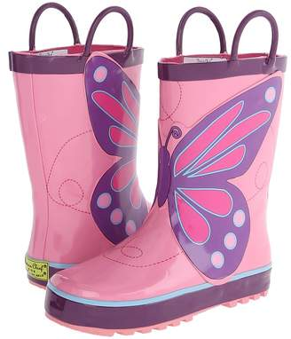 Western Chief Limited Edition Printed Rain Boots Girls Shoes
