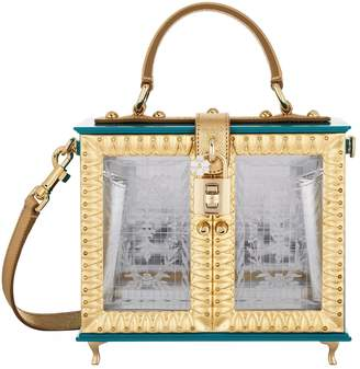 Dolce & Gabbana Cabinet Top Handle Bag