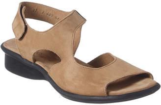 Arche Sakari Leather Wedge Sandal
