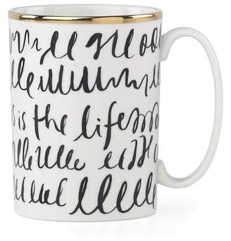 Kate Spade Everdone Lane Mug