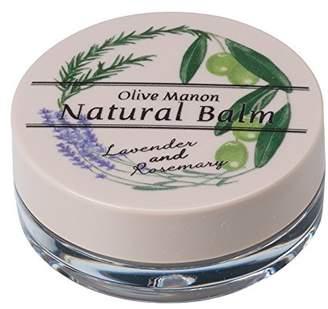 オリーブマノン ナチュバーム ラベンダーとローズマリーの香り (10mL)