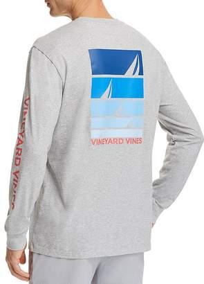 Vineyard Vines Sailing Blues Pocket Tee