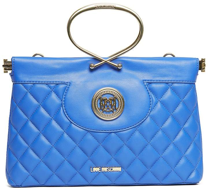 Love Moschino LOVE Moschino Quilted Clutch