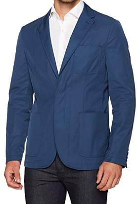 Perry Ellis Men's Slim Sport Fit Water Resistant Sportcoat