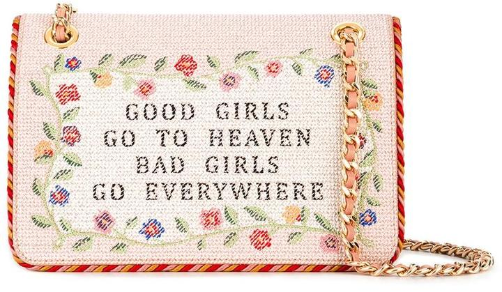 Moschino Moschino 'Good Girls Go To Heaven' shoulder bag