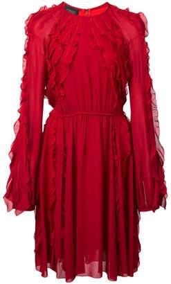 Giambattista Valli short ruffled dress
